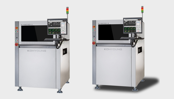 Koh Young Solder Paste Inspection India Automated